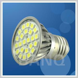 China 20 PCS 5050 SMD JDR E27 LED Spotlight (BQ-S20-JDR) on sale