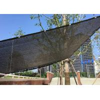 Buy cheap Customized 180g Outdoor Fabric Shade Cloth , Outdoor Sunscreen Shades Netting from wholesalers