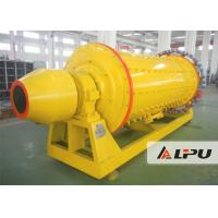 Best Professional Cement Silicate Mining Ball Mill Equipment 37kw 35rpm wholesale