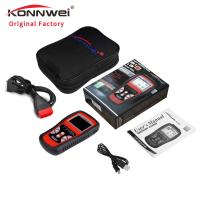Best Kw830 Konnwei Scan Tool Multi - Languages Menu Lifetime Upgradeable Carman wholesale