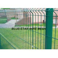 Best Mild Steel Welded Wire Mesh Fencing Plastic - Soaked Coated Wire Fencing wholesale