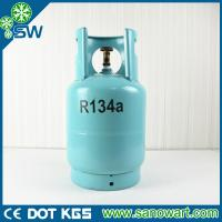 Cheap Disposable cylinder package Mixed refrigerant R134A for sale