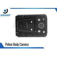 Best Infrared Surveillance Wearable Security Camera 3500mAh Battery With Long Time Recording wholesale