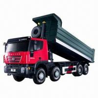 Best 8 x 4, 380hp Engine, 31T Dump Truck with Maximum Payload of 15,500kg wholesale