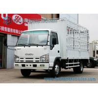 Best 3 T  To 5 T Stake Truck 4x2 ISUZU 600P  98 HP Euro 4 ISUZU Engine wholesale