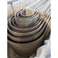 Best TP304L Material U Bend Tubes For Heat Exchanger ASTM A213 / SA213-2013 wholesale