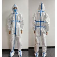 Best Reliable Protection Disposable Protective Suit With Multiple Application wholesale
