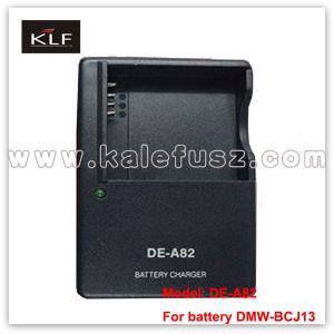 Best Digital camera charger DE-A82 for Panasonic battery DMW-BCJ13 wholesale