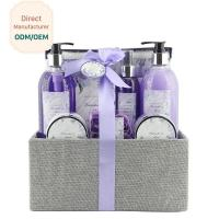 Buy cheap Beauty Body Lotion Gift Sets Volume 30ml 100ml 200ml Customized Shape from wholesalers