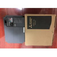 China 3PH 380V 7.5KW Variable Frequency Inverter FR-E740-7.5K-CHT Auto Tuning Capability on sale
