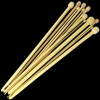 Best Carbonized CIRCULAR Bamboo Knitting Needles with hook, Afghan Tunisian Double Ended Crochet Hooks, china manufacturer wholesale
