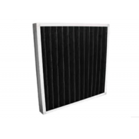 Best Eradicate Odor Synthetic Fiber Filter / Mini - Pleat Activated Carbon Filters wholesale