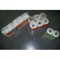 China 4 roll, 12 roll, 10 roll packing virgin Toilet Tissue roll, bath tissue, toilet paper on sale