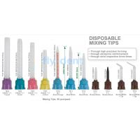 Best Dental Mixing Tips Disposable Plastic Intra-Oral Tips Different Types wholesale