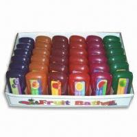 Best Fruit Soaps in 6 Colors, Perfumed with Peach, Apple, Strawberry, Watermelon, Lemon and Plum Essence wholesale