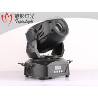 China DJ Stage LED Moving Head Light / Ultra Bright 90W Moving Head Gobo Light on sale