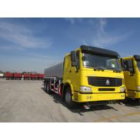 China Howo oil tanker truck for sale on sale