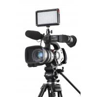 Best Solid Light Weight Housing LED Camera Lights Black High CRI LED209As wholesale