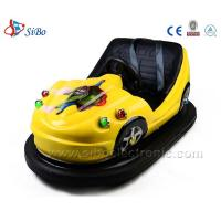 Best Sibo Yellow Kids Battery Operated Mini Indoor Bumping Cars For Shopping Mall wholesale