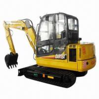 Best Crawler Excavator, Equipped with Cummins Engine and Rubber/Steel Track, A/C, 4.2T Operating Weight wholesale
