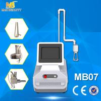 Best portable fractional co2 laser pigmentation removal & wrinkle removal machine wholesale