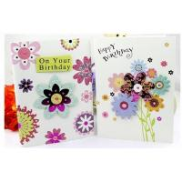 Best Custom Paper Birthday Gift Card Music Card With Happy Birthday Song wholesale