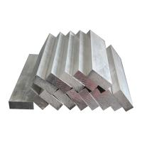 China 5005 5052 7075 Aluminium Alloy Billet H32/T6 Used In Aerospace / Electronics on sale