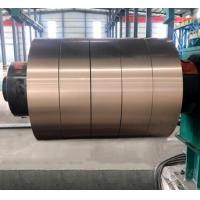 Best H14 / H24 Color Coated Aluminum Coil AA3003 AA3005 For Exterior Wall Roofing wholesale