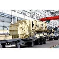Buy cheap Secondary Wheel Mobile Impact Crusher from wholesalers