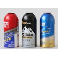 Best 350ml Aluminium Spray Can Refrigerant Gas R134a Storage Painted Color wholesale
