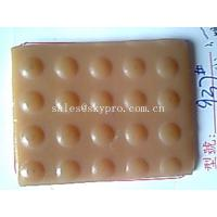 Best Round stud pattern shoe sole rubber material sheet , abrasion resistant wholesale