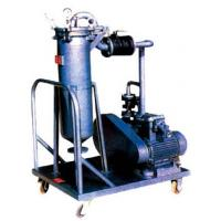 Best Pressure 0.4 MPA Industrial Bag Filter with Pump Used Vegetable Oil , Cosmetic etc wholesale