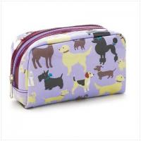 China Lady's Cosmetic Bag With Mirror on sale