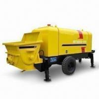Best Concrete Pump with 32MPa Main Rate Pressure and 132kW Electric Motor wholesale