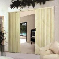 Best Eco-friendly Folding Door, Space-saving, Made of PVC, Economic Customized DIY Products are Welcome wholesale