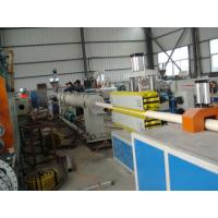China Good quality low price pvc pipe extruder machine extrusion line production machine extruding for sale on sale