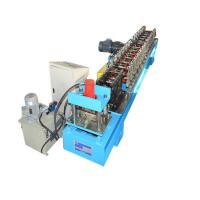 China Roller Shutter Lath / Shutter Bottom Roll Forming Line ISO SGS CE Certified on sale