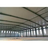 Best Clean Span Portal Frame Steel Structure Warehouse / Lightweight Steel Structures wholesale