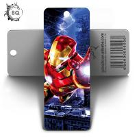 Best 5.8X15.5CM 3D Lenticular Bookmark With Display For Students / Kids wholesale