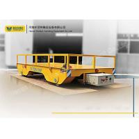 Best Battery Powered Transfer Cart for Dies Transport Carriages on Rail Transfer Cart wholesale