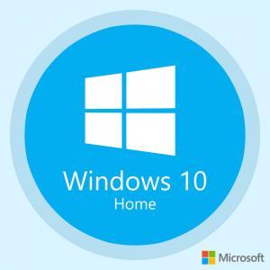 Cheap Blue / White Color Microsoft Windows 10 Home Original Key 100% Online Activation for sale