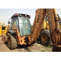 China Case 580L Super Second Hand Wheel Loaders Used Construction Machinery on sale
