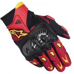 China Half finger pig suede leather sport gloves ZMG09-G on sale