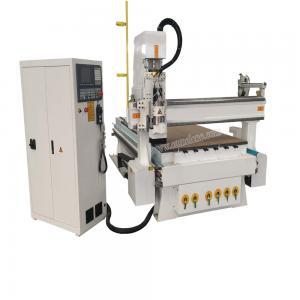 Best CA-1530 Linear Auto Tool Changer cnc router 1530/ ATC CNC ROUTER MACHINE WOODWORKING CNC WOOD ROUTER 3D CNC MACHINE wholesale
