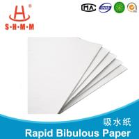 100% Natural Plant Fiber Moisture Absorbent Paper For Food Oil / Water