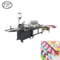 Best Professional manufacturing factory supply eco-friendly paper drinking straw making machine paper straw tube machine wholesale