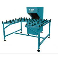 China Glass Edge Grinding Machine,It is suitable for the edge-finishing of the raw glass for insulating glass. on sale