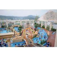 Best Lazy River Water Park / Amusement Park / Outdoor Entertainment Playground For Adults Relax wholesale