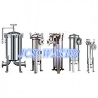 Cartridge Stainless Steel Filter Housing 10 For Industrial Pre-Filtration