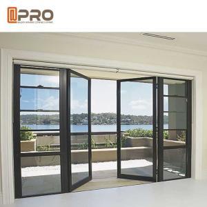 Best Sunshine Room Kitchen Sound Insulation Aluminum Alloy Door / Vertical Hinged Door wholesale